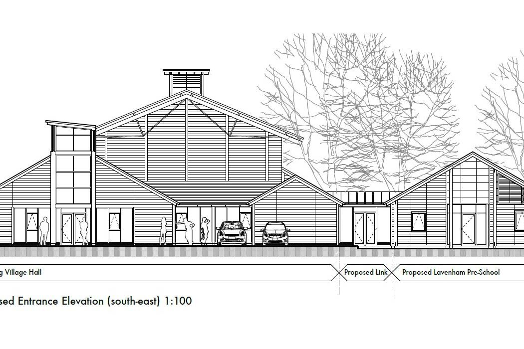 Lavenham Pre School - New Build Fund Rasing