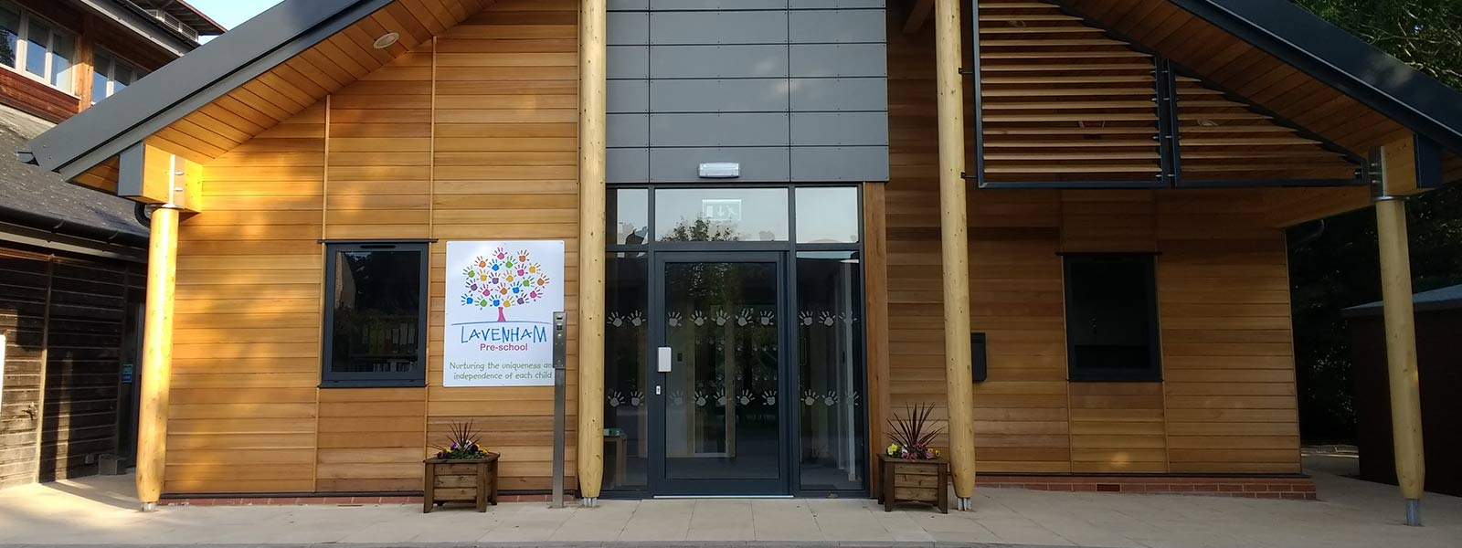 Lavenham Pre-School, Sudbury, Suffolk